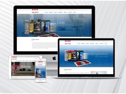 Hazır Web Site Master