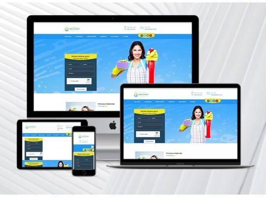 Hazır Web Site Clean