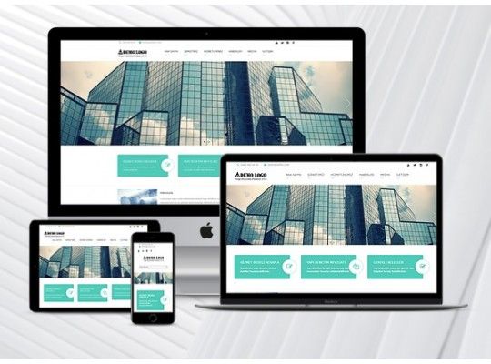 Hazır Web Site Arke