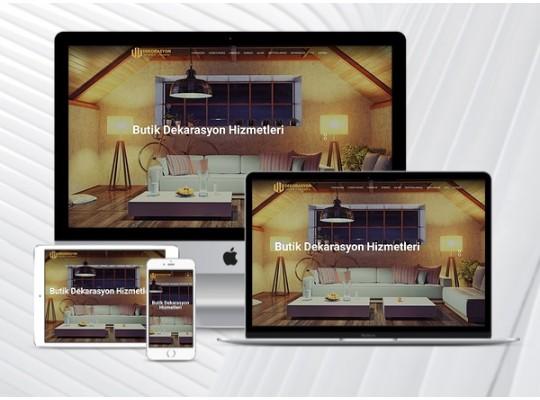 Hazır Web Site Forever