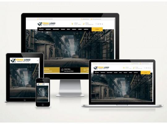 Hazır Web Site Tetra