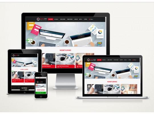 Hazır Web Site Start