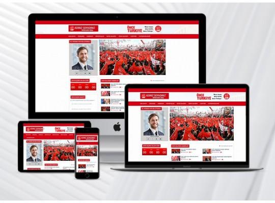 Hazır CHP Sitesi
