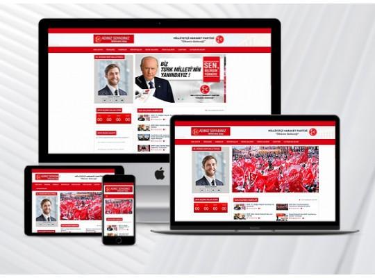 Hazır MHP Sitesi