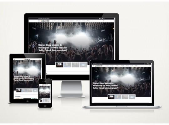 Hazır Blog Sitesi Denim