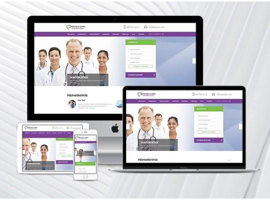 Hazır Doktor Sitesi Medic