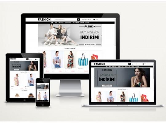 Hazır E-Ticaret Fashion