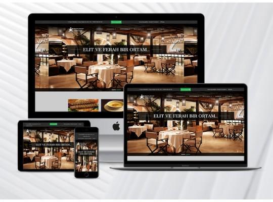Hazır Restaurant Sitesi Blacklife